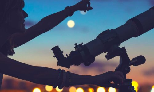 STAR GAZING EVENT SATURDAY, APRIL 17