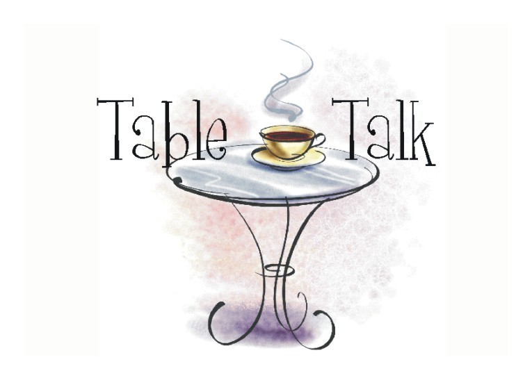 Table Talk November Topics